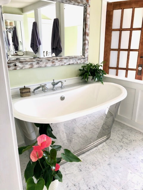 All is Finished!Master Bathroom Remodel