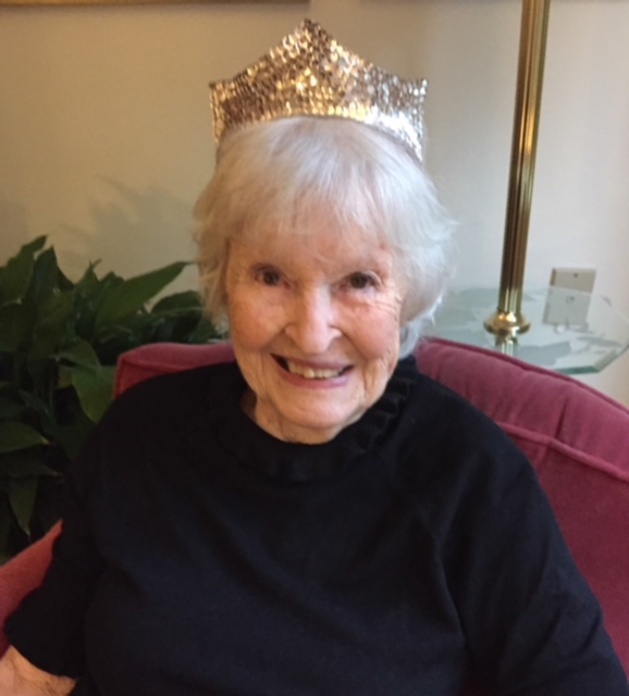 Mother at 90