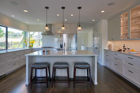 View to the East-Award Winning Kitchen Design