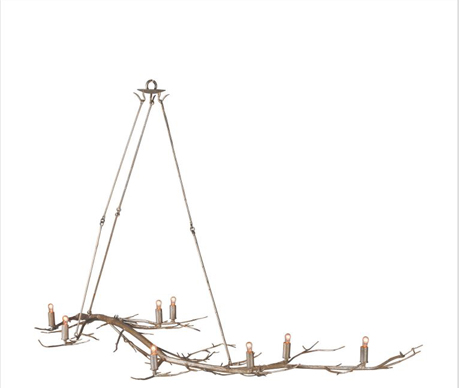 Fiore Branching Chandelier