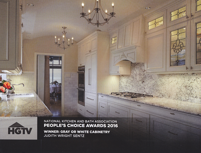 Winner HGTV People's Choice Award