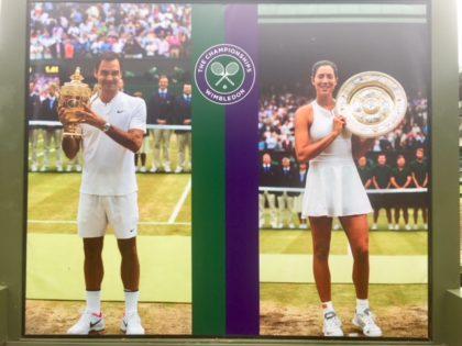 Wimbledon Winners 2017