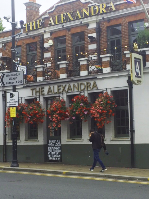 The Alexandria Pub