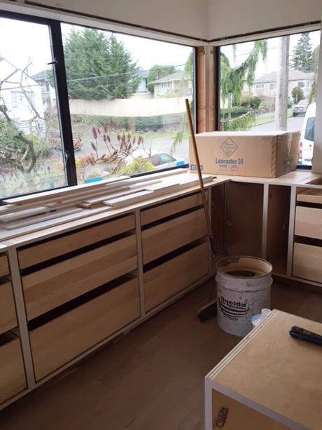 Cabinet Installation-Award Winning Kitchen Design