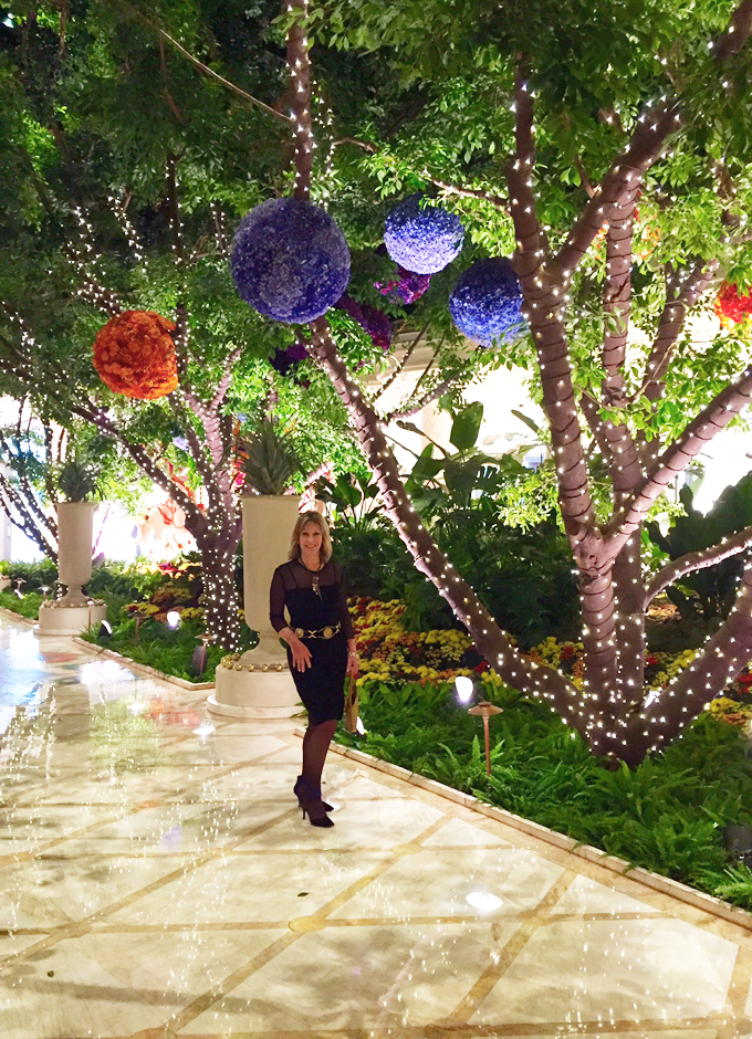 Fairy Lights at the Wynn Encore