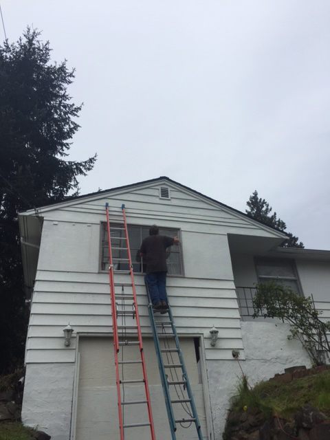 Rebuilding Together Seattle Putting on the Finishing Touches