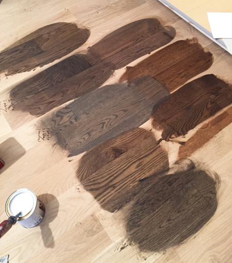 Perfecting the Floor Finish-Award Winning Kitchen Design