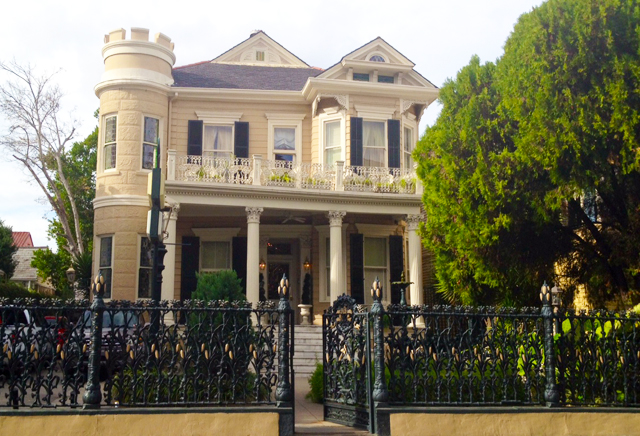 Highlights of the Garden District