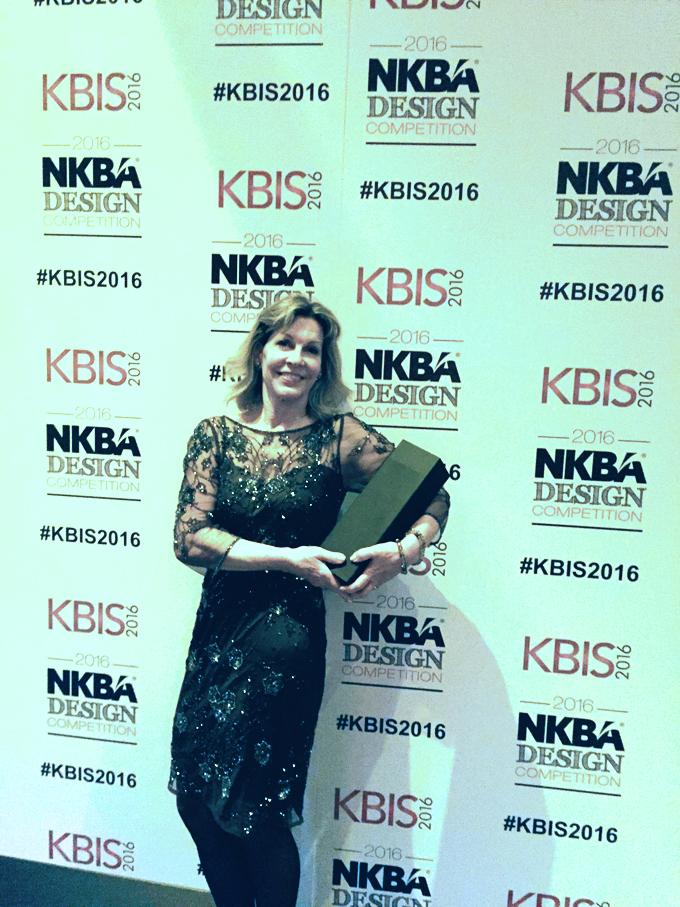 First Place Award Winner KBIS 2016