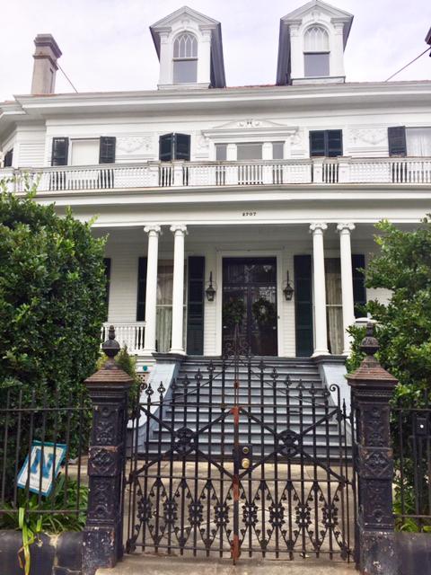 Benjamin Button's House