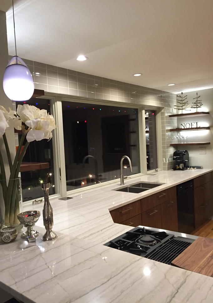 Beautiful New Kitchen!